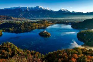 Návštěva Bledu – proč si nemůžete ujít tento slovinský ráj?
