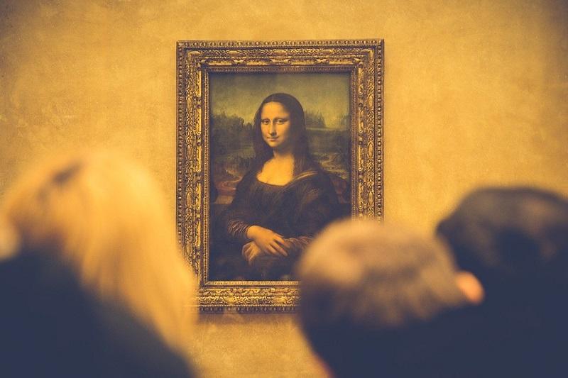 Leonarda da Vinci - Mona Lisa