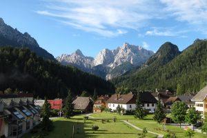 Atrakce a aktivity ve slovinské Kranjskej Gore
