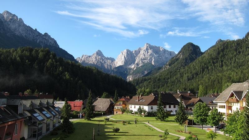 Kranjska Gora, Slovinsko