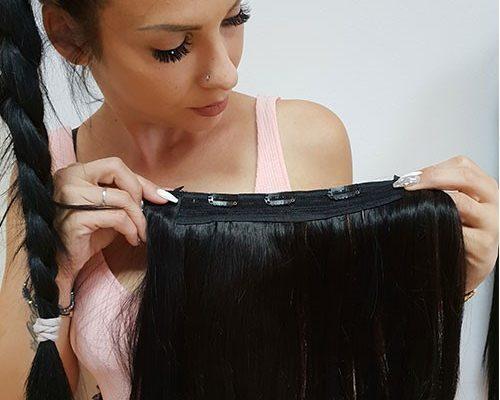 Jak dlouho vlasové příčesky vydrží?